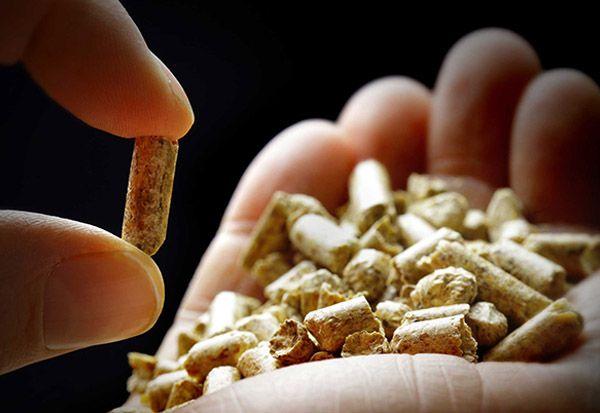 pellets comprimido