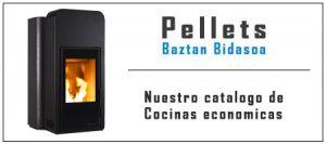 Cocinas economicas calefactables en bortziriak