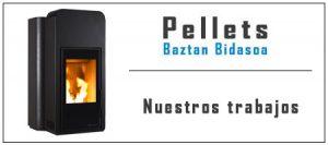 instalacion de calderas y estufas de pellets